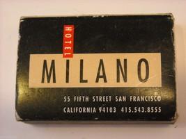 Set of 10 matchbooks from San Francisco image 5