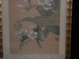 Set of 2 Asian Prints with Character Sayings image 6