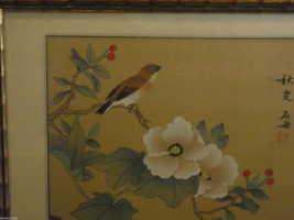 Set of 2 Asian Prints with Character Sayings image 11