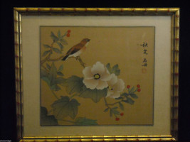 Set of 2 Asian Prints with Character Sayings image 9