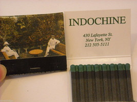 Set of 12 Toothpicks and Matchbooks from NYC Restaurants image 5