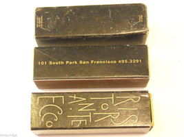 Set of 10 matchbooks or boxes from San Francisco Bay Area, Northern California image 3