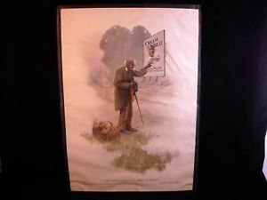 Vintage 1913 Cream of Wheat Ad poster by Brewer