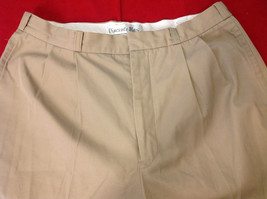 Vincente Neoi Ladies Long Light Brown Casual Pants Size 34 L