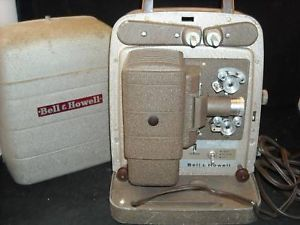 Vintage Bell Howell Filmstrip Projector M:253 parts/rep