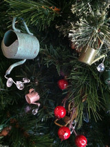Set of 6 Water Can Tree Ornaments image 3
