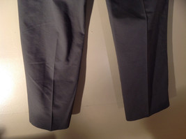 Axist Gray Four Pocket Dress Pants Clasp Zipper Closure Belt Loops Size 34 by 29 image 6