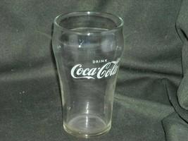 Vintage Coca Cola Small Glass