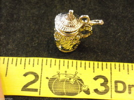 Silver Beer Stein Bracelet Charm image 5