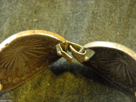 Silver Bracelet made from Mexican Pesos image 6