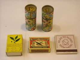 Vintage Matchboxes and Matchbook - $34.64