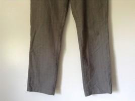 Banana Republic Dress Pants Vintage Straight 100 Percent Cotton Size 32 by 30 image 3