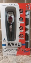 NEW WAHL Groomsmen Pro Hair Trimmer! 14 Cutting Lengths, 4 Detachable Heads - $49.45