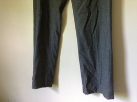 Banana Republic Gray Dress Pants Size 10 Stretch Martin Fit image 3