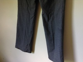 Banana Republic Gray Dress Pants Size 10 Stretch Martin Fit image 6