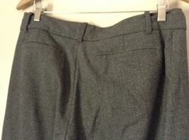 Banana Republic Gray Dress Pants Size 10 Stretch Martin Fit image 5