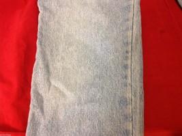Size 12 ankle fit  length Gap pants   denim jeans image 6