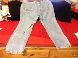 Size 12 ankle fit  length Gap pants   denim jeans image 7