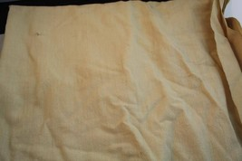 Vintage Off-white Fabric muslin  Table Cloth