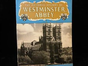 Vintage The Pictorial History Of Westminster Abbey
