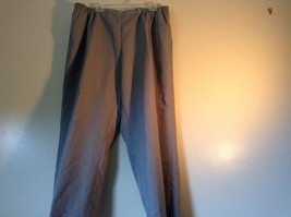 Size 22WP Drapers and Damon Light Blue Elastic Waistband Petite Pants image 3