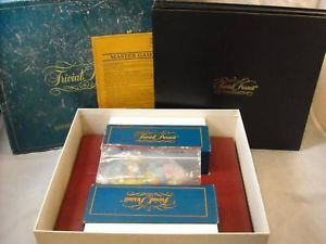 Vintage Trivial Pursuit Genius Edition Board Game