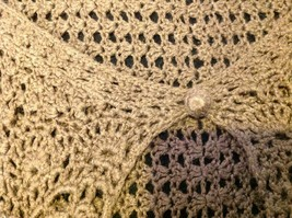 Bandolino brown short sleeve vest size large image 9