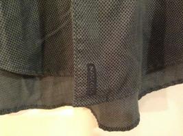 Size Medium Long Sleeve Button Up Front Nautica Dark Gray Casual Shirt image 5