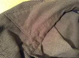 Size Medium Long Sleeve Button Up Front Nautica Dark Gray Casual Shirt image 8