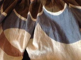 Size M 100 Percent Cotton Paradise NY Multicolored Dress Adjustable Straps Light image 6