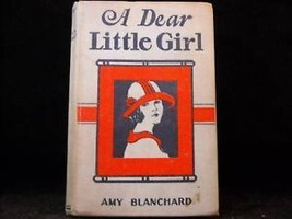 Vintage dear little girl Blanchard childrens hardcover