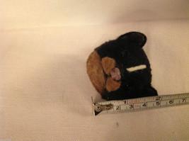 Skunk   furry refrigerator magnet in 3D image 2