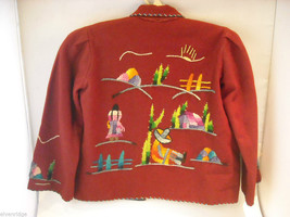Small Embroidered Jacket from Mexico image 2