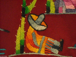 Small Embroidered Jacket from Mexico image 4