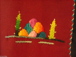 Small Embroidered Jacket from Mexico image 5