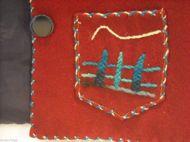 Small Embroidered Jacket from Mexico image 6