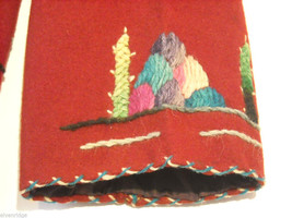 Small Embroidered Jacket from Mexico image 8