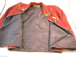Small Embroidered Jacket from Mexico image 9