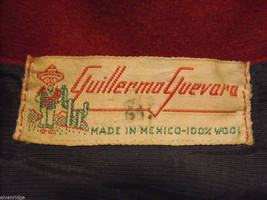 Small Embroidered Jacket from Mexico image 7