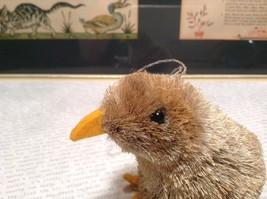 Small Handmade Bird Buri Palm Fiber Brush Decoration Eco Fiber Sustainable image 5