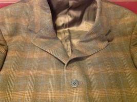 Barneys New York Brown mans coat 23 in W 30 in Long image 8