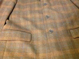 Barneys New York Brown mans coat 23 in W 30 in Long image 5