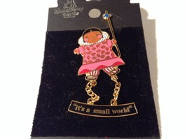 Walt Disney World Its A Small World Pocahontas NEW Pin Brooch