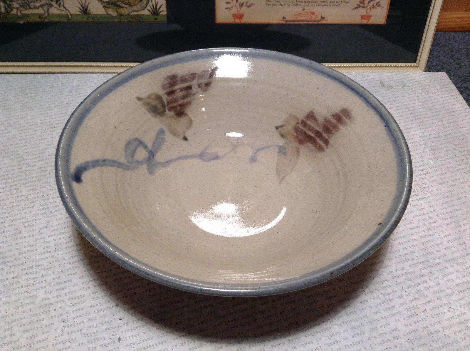White Bennet Ceramic Artisian Handmade Bowl