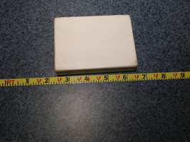 Be Awesome White Wooden Plaque Measurements Below image 4