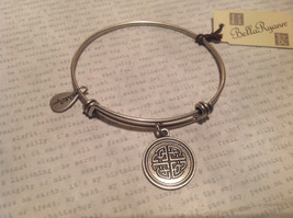 Bella Ryann bracelet bangle  gold silver & charm choice NEW fashion designs image 5