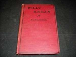 Willy Reilly  Dear Coleen Bawn by Carleton book vintage