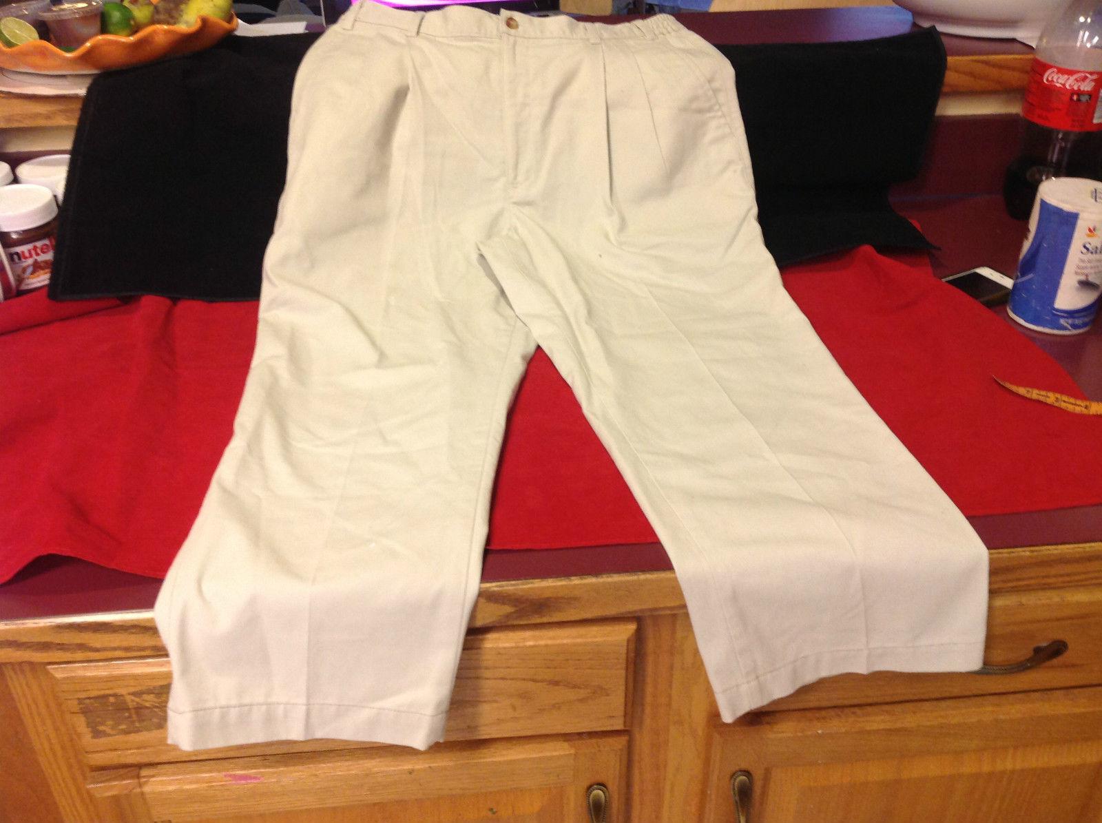 Windham Point Ladies Khaki Casual Pants Size 36 x 19