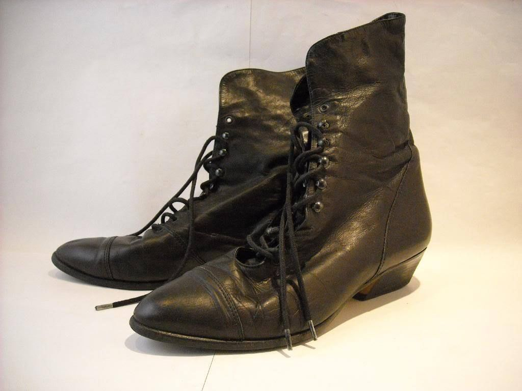 Women's Ankle Boots from Brazil size 8m ENZO