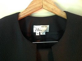 Beautiful Miri New York Black Jacket and Skirt Suit Size 14 Business or Formal image 2